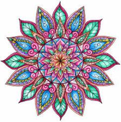 Colouring Mandalas @ The Middle Pillar